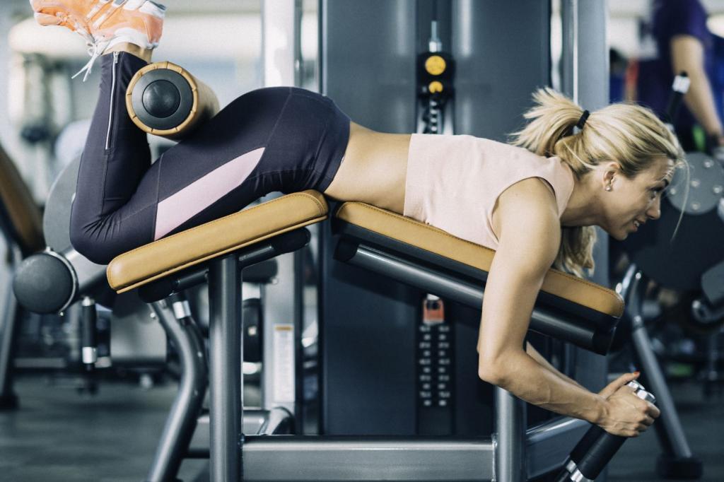 Самые эффективные упражнения для фигуры