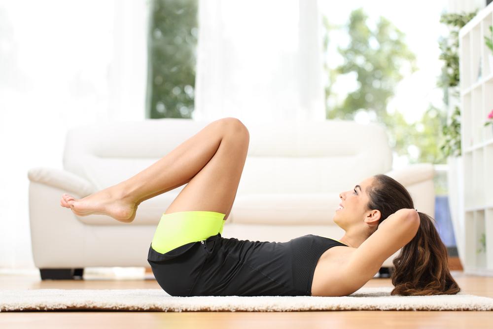 17 лучших упражнений для начинающих девушек на все группы мышц + план тренировок на 28 дней дома