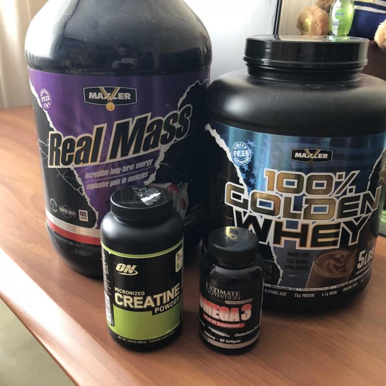 Что лучше пить после тренировки - протеин или гейнер?