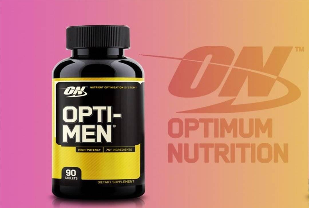Витамины opti men (оптимен): состав, как принимать, отзывы врачей и мужчин