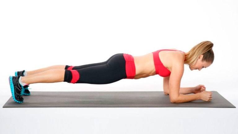 Упражнение планка — как делать правильно? лучшие виды —техника