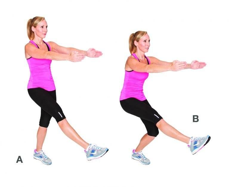 13 домашних упражнений для ног девушек, чтобы накачать худые ноги без тренажеров