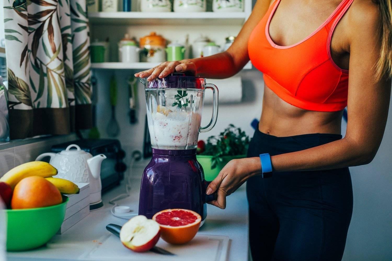 Что есть до и после тренировки для похудения, правильный рацион питания