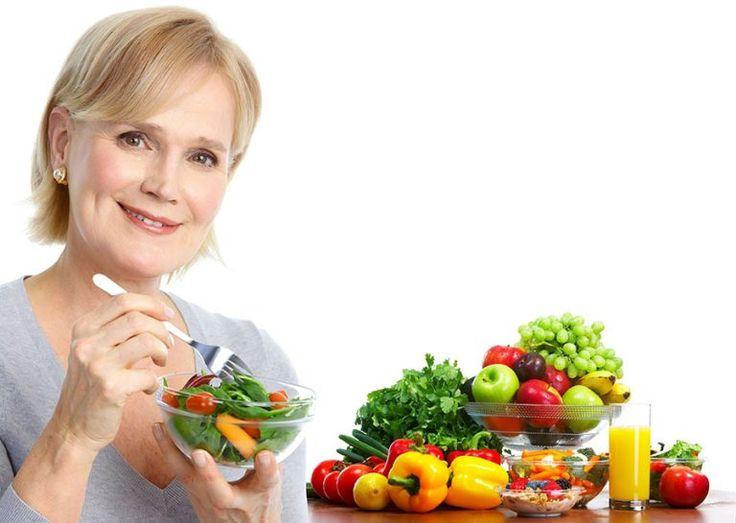 Питание для женщин после 60 лет: примерное меню, правильное и здоровое питание