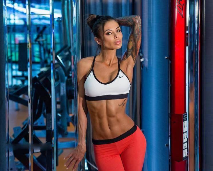 Екатерина усманова до и после: что увеличила себе фитнес-модель