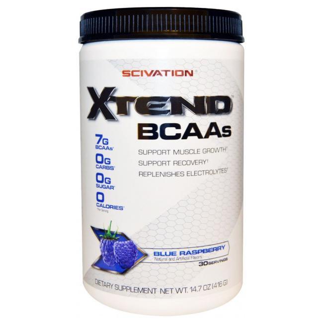 Bcaa xtend от scivation: как принимать, чем полезна - workout crew