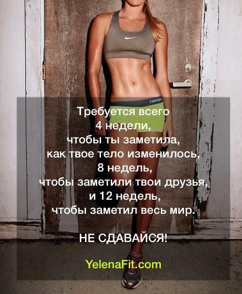 Как настроить себя на похудение и отбить желание есть: мотивация