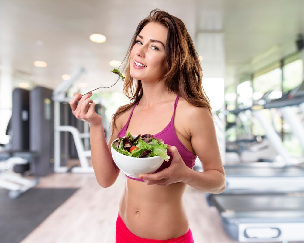Как питаться при занятиях фитнесом | proka4aem.ru