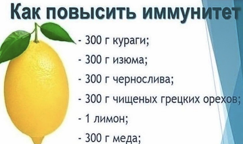 Как повысить иммунитет взрослому человеку: питание, лекарственные препараты, витамины, народные средства - tony.ru