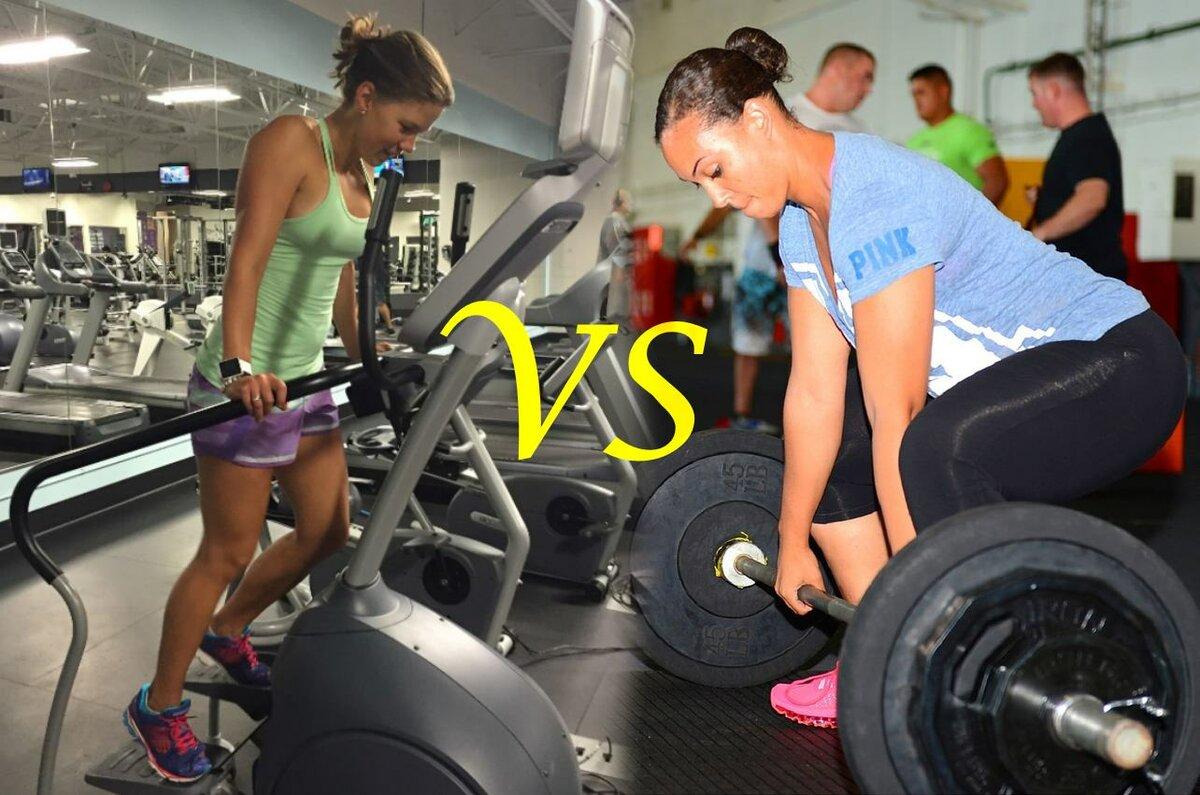 Кардио-тренировки для сжигания жира: правила + упражнения