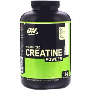 Micronized creatine powder – обзор и отзывы