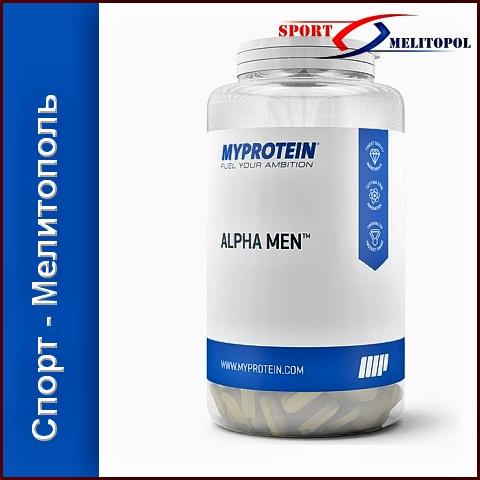 Витамины alpha men как принимать