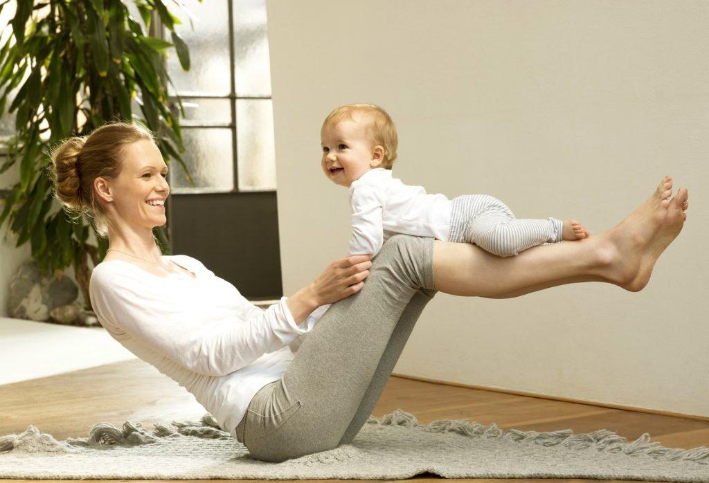 Похудение после родов: почему это так трудно и какие способы разрешены врачами