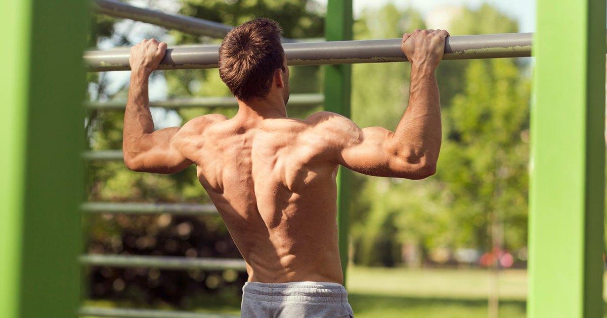 Как быстро научиться подтягиваться: упражнения и схемы тренировок