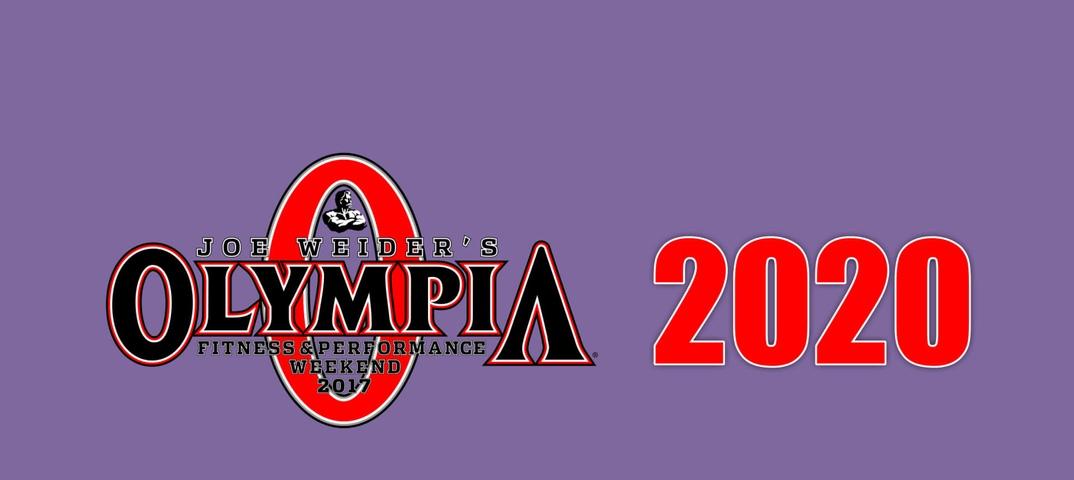 Мистер Олимпия 2020: дата проведения, участники финала