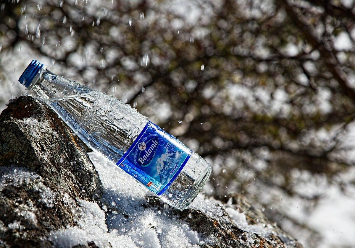 В чем польза и вред минеральной воды?
