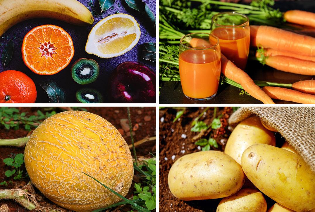 Полезные продукты для зрения и глаз: что нужно кушать детям, подросткам и взрослым