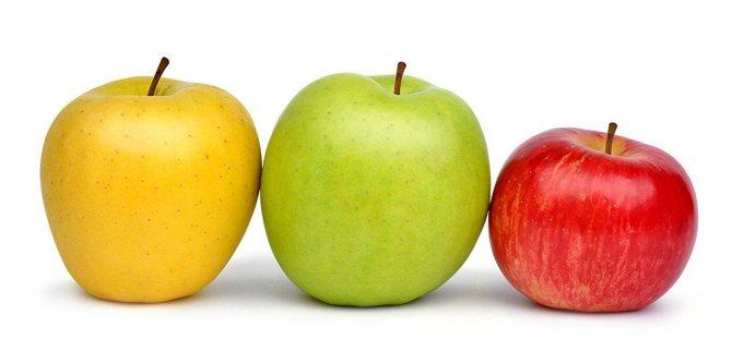 Яблоки: польза и вред для организма, употребление во время диеты