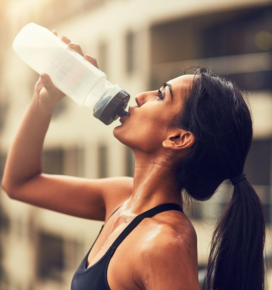 Что пить до, во время и после тренировки – лучшие натуральные напитки