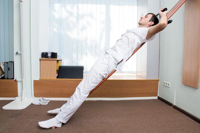 Чем полезен профилактор евминова для позвоночника, какие упражнения можно выполнять на нем