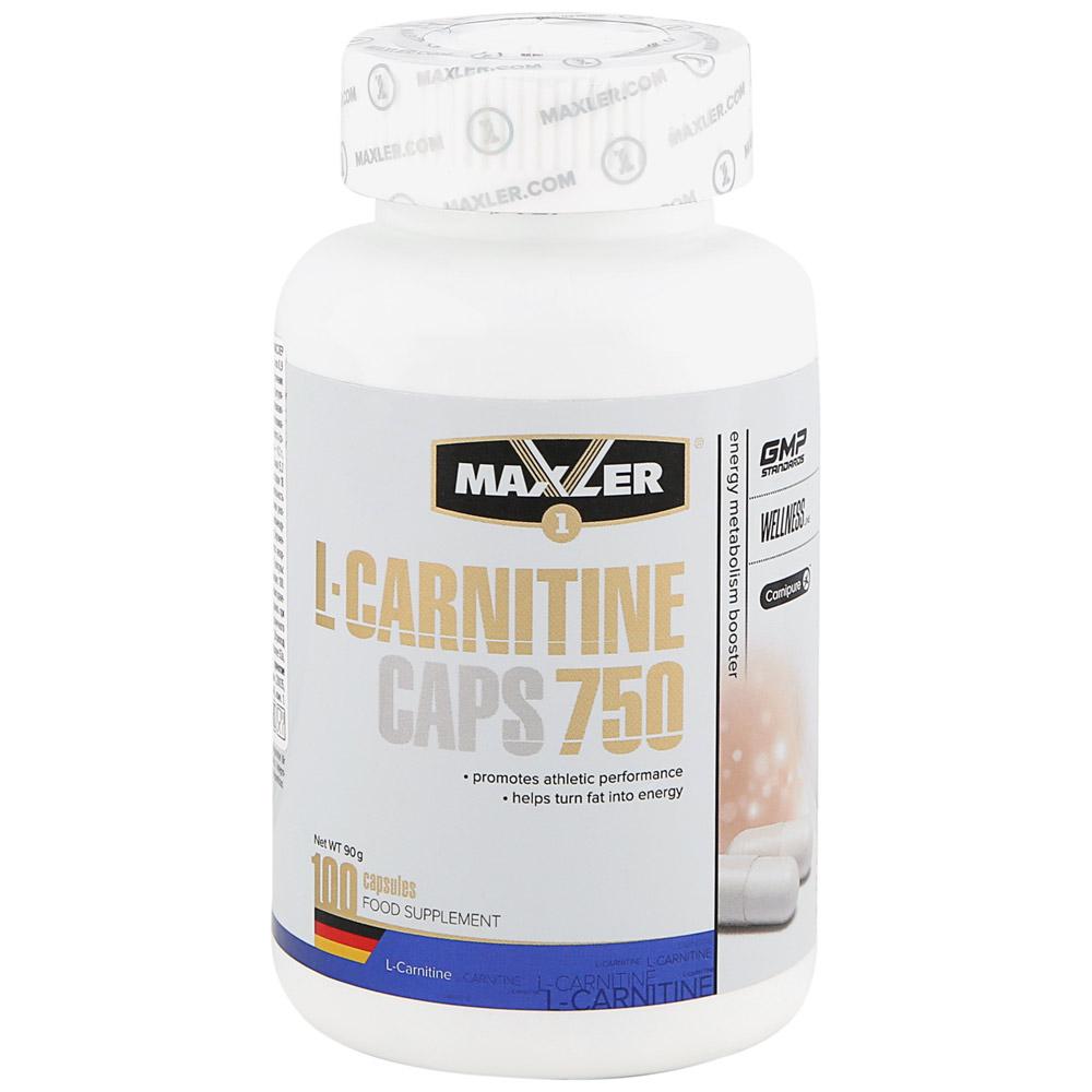 Acetyl l-carnitine от maxler