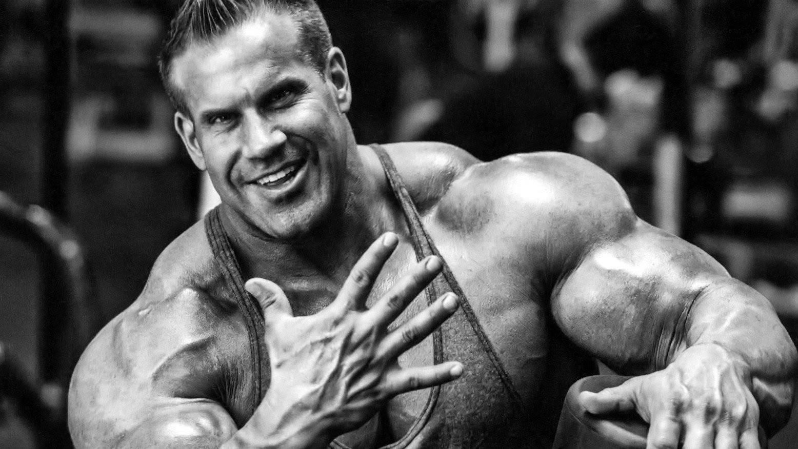 Джей катлер — тренировка плеч базовыми и изолирующими упражнениями | power-body.ru