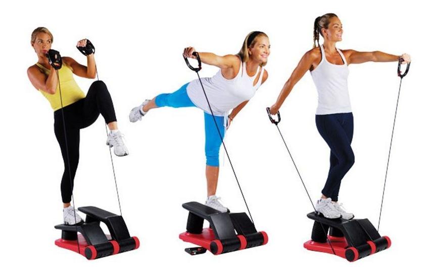 Упражнения на степпере: какие мышцы тренирует и как правильно заниматься на тренажере