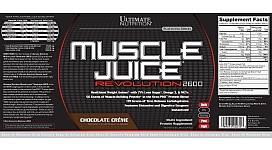 Ultimate nutrition muscle juice revolution 2600   online-obzor.ru