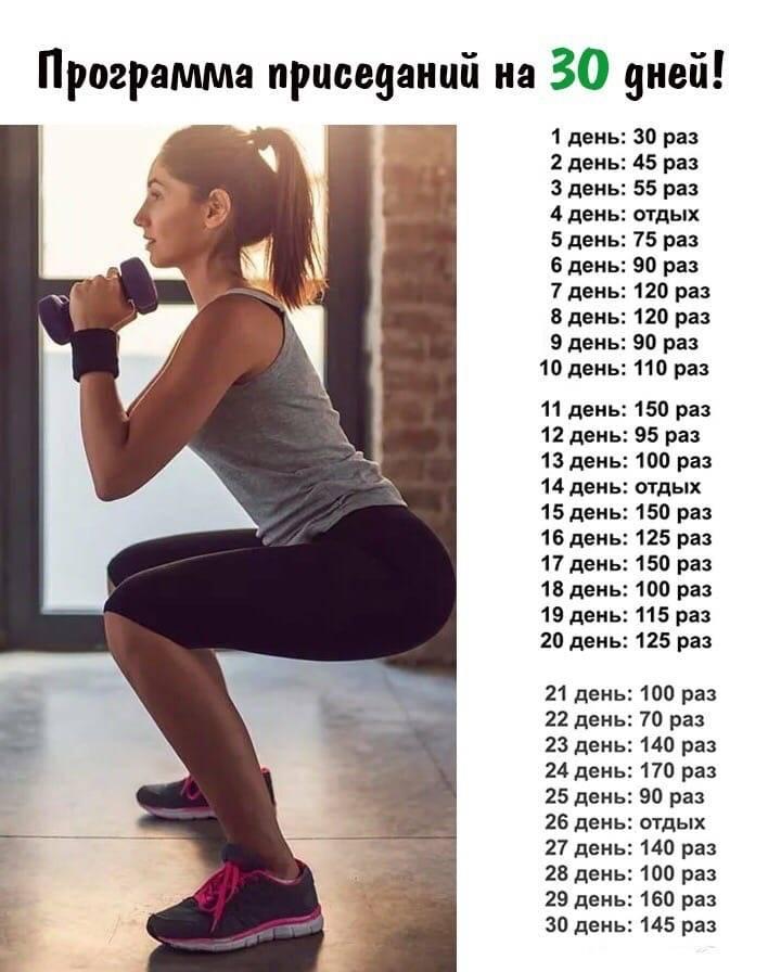 Как накачать ноги девушке в домашних условиях: комплекс лучших упражнений для ног без тренажеров
