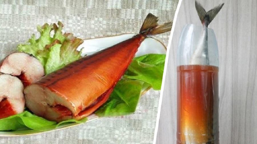 Cкумбрия в луковой шелухе - 7 рецептов домашних условиях
