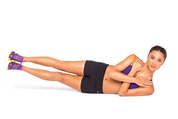 Махи ногами: польза и техника упражнения