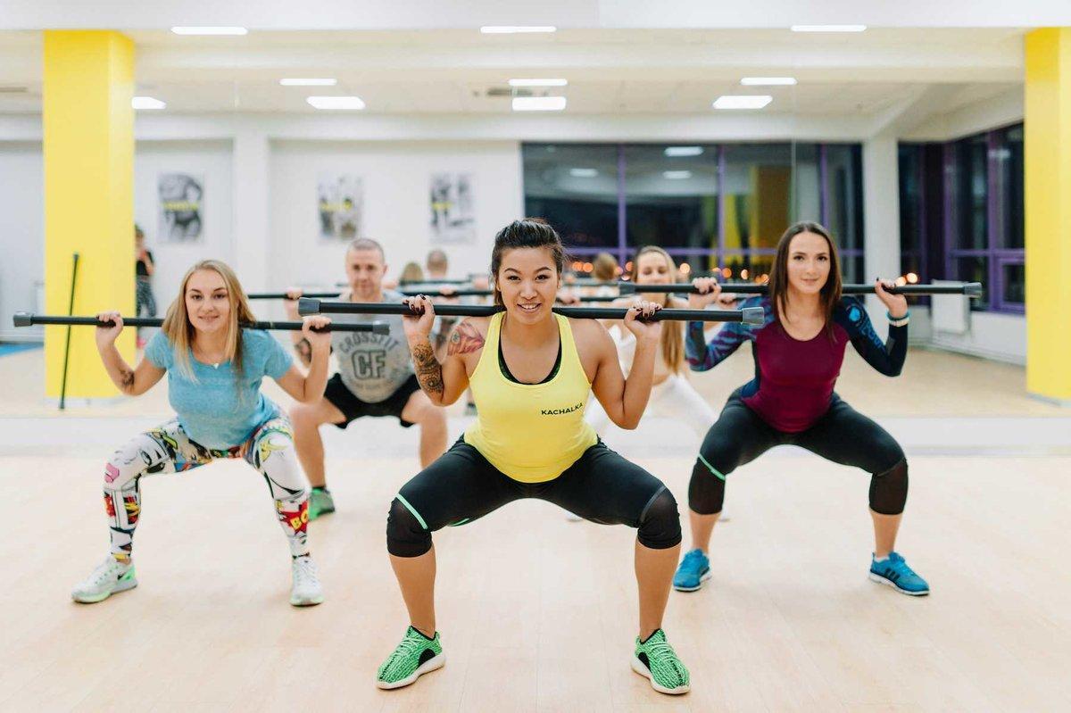 Тренировки body sculpt - фитнес лэнд