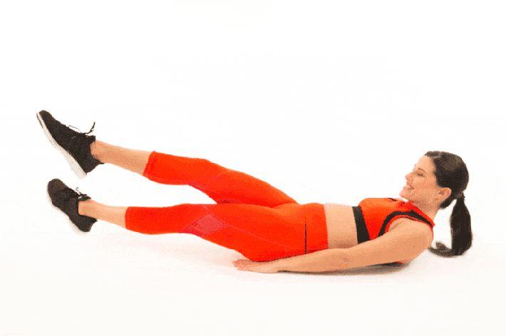 Как сделать талию тоньше? эффективные упражнения для уменьшения талии - tony.ru