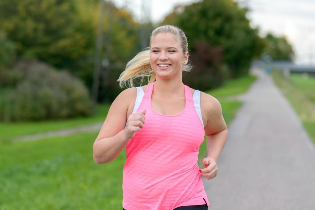 Почему я бегаю, но не худею. ошибки бега для похудения