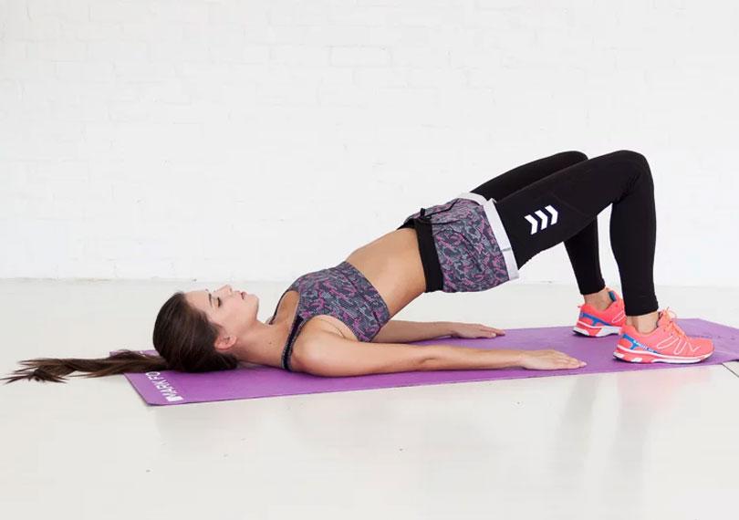 Ягодичный мостик со штангой: техника выполнения, какие мышцы работают