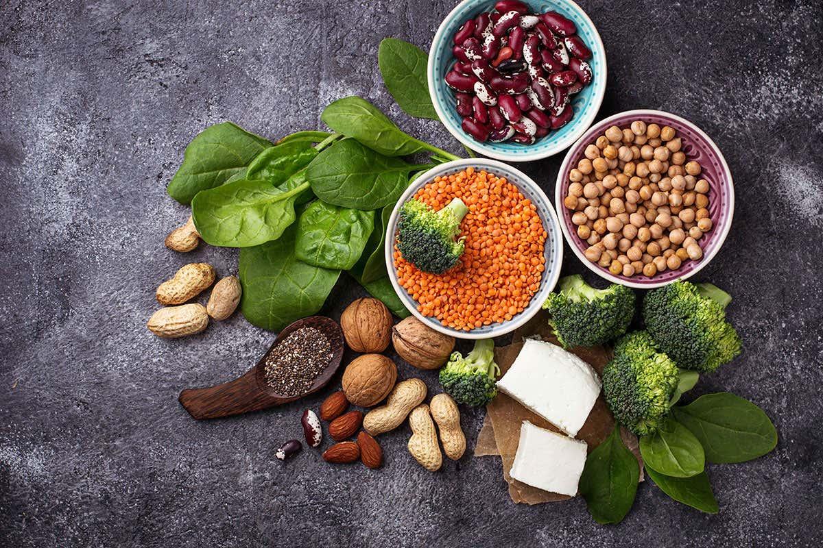 Белковая диета для вегетарианцев для похудения - allslim.ru