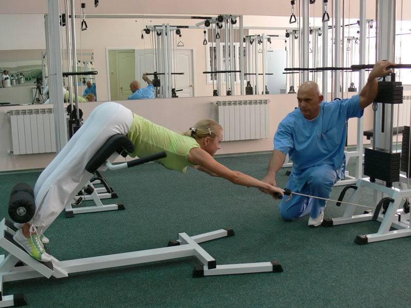 Базовые упражнения в тренажерном зале - детальный разбор |