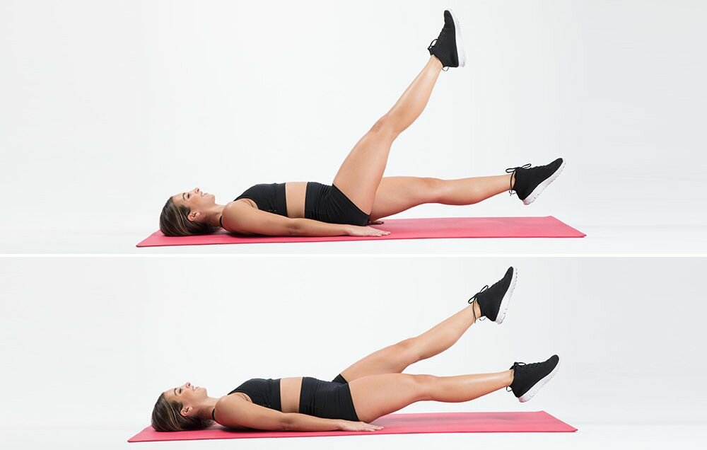 Самые эффективные упражнения для мышц ног и ягодиц