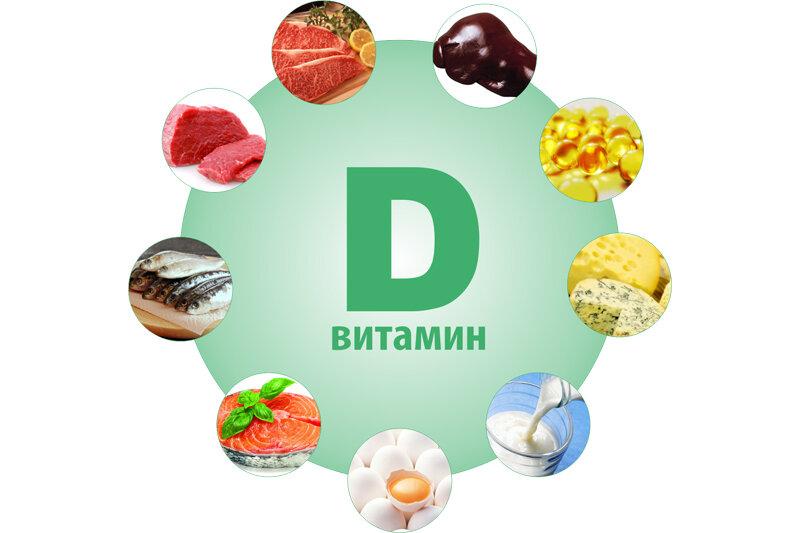 Дефицит витамина д в крови