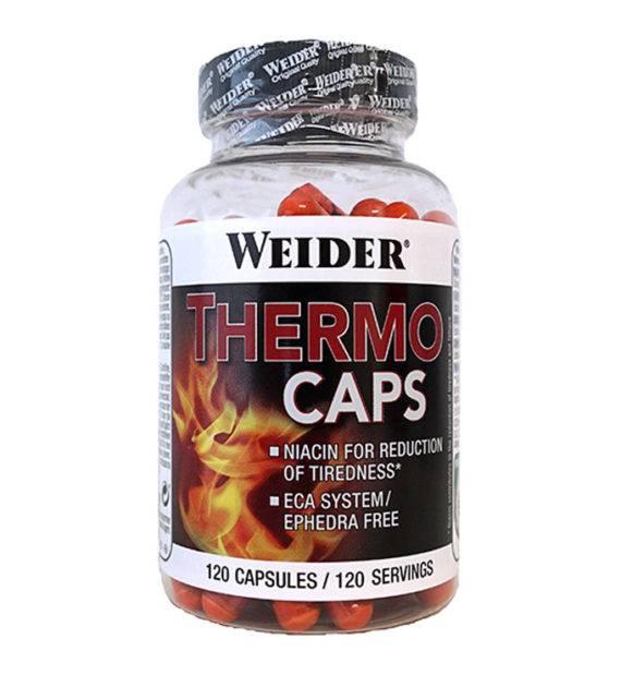 Жиросжигатель thermo caps - действие и эффективность средства