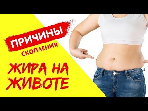 Как убрать жир с низа живота и боков: продукты питания для похудения