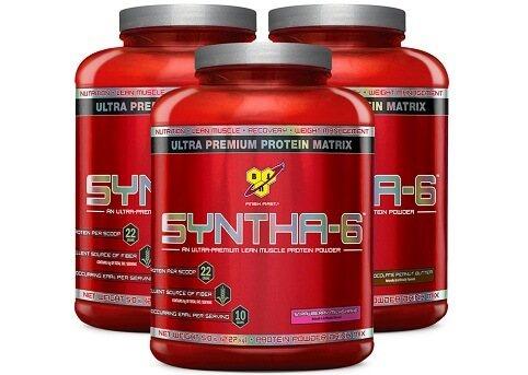 Особенности приёма протеина syntha 6 isolate и его состав