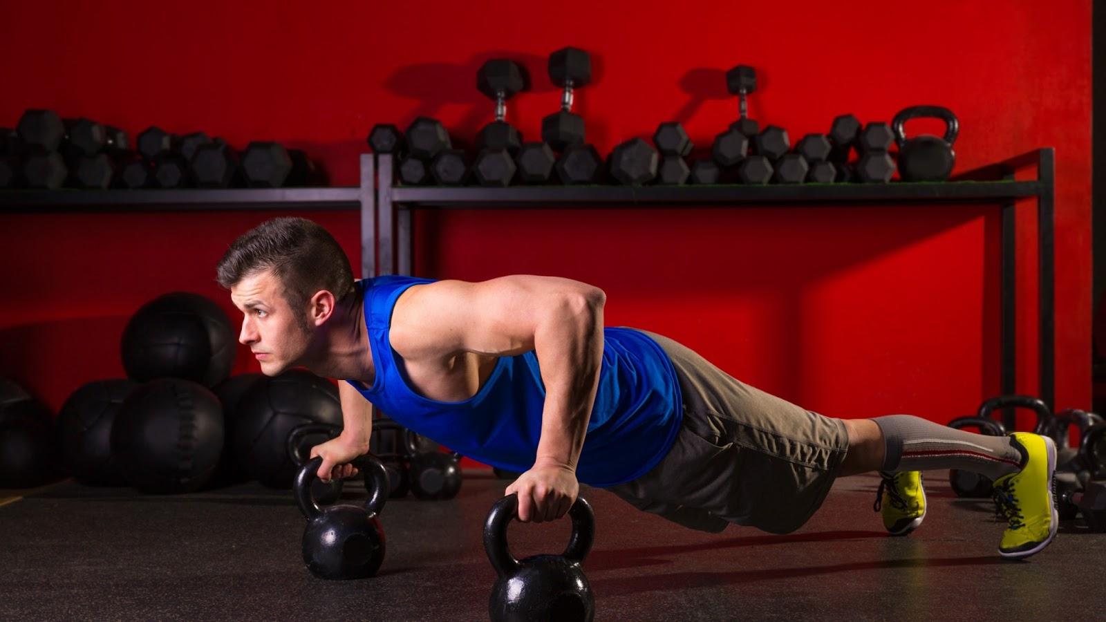 3-ех дневная программа тренировок с гирей: метод высокообъемного тренинга