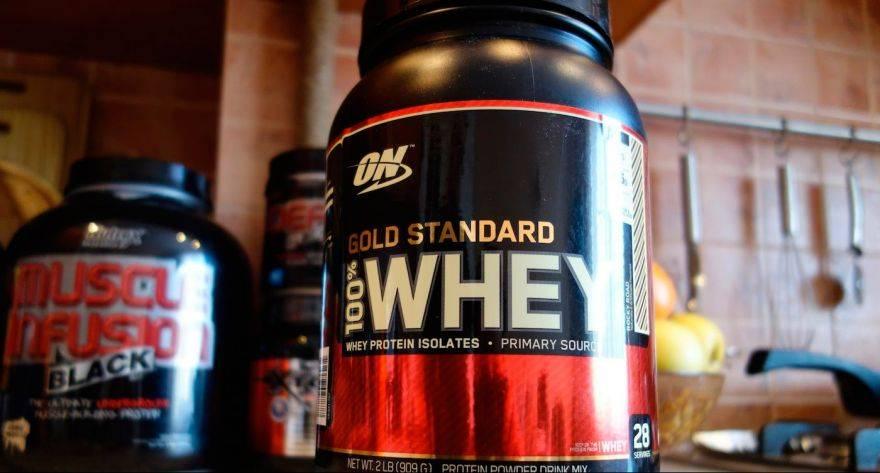 Какой протеин лучше? руководство для начинающих