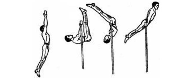 Подтягивания: все виды и техника выполнения