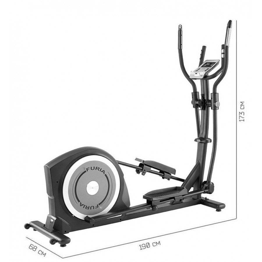 10 бюджетных эллиптических тренажеров с шагом 50 см