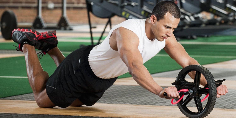 Ролик для пресса: необходимая информация, отзывы и эффективность проведения упражнения