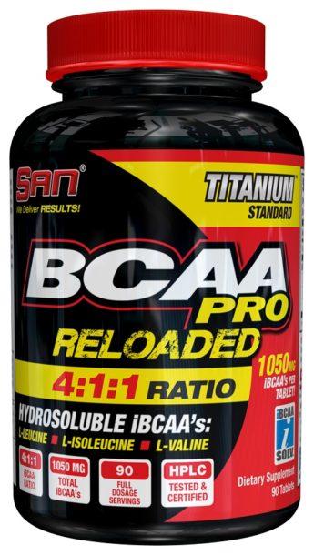 Топ-10 лучших bcaa аминокислот