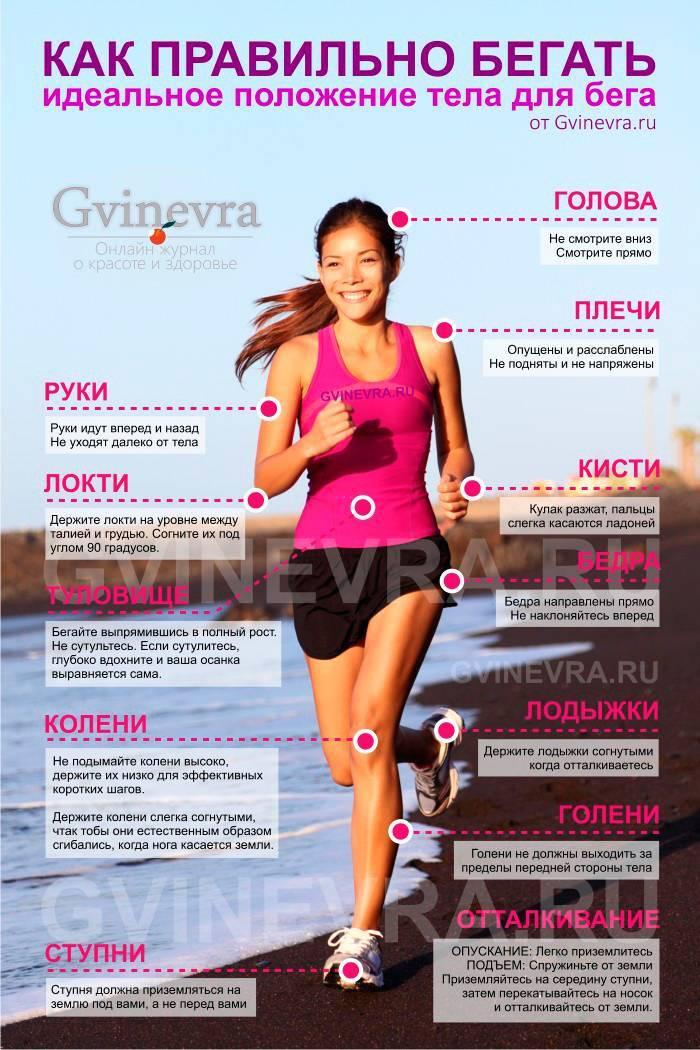 Как правильно бегать, чтобы похудеть, как начать бегать