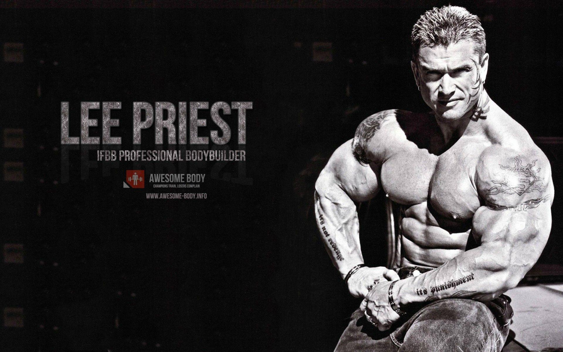 Ли прист (lee priest) - биография австралийского супермена